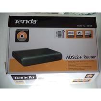 Modem Roteador Adsl Tenda D810r