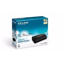 Modem + Roteador Tp-link Td-8816 Aceita Todas As Operadoras