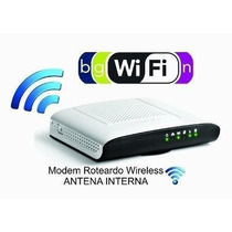 Modem Roteador Wireless Thomson Technicolor Td5130 Adsl2+