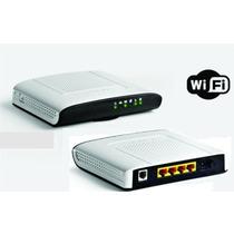 Modem Wifi Roteador Oi Velox Technicolor Td5130 Original