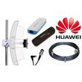 Kit Internet Rural 3g Modem Huawei E173 + Roteador 3g
