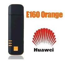 Modem 3g Usb Huawei E-160 C/ Entrada Antena Externa/rural