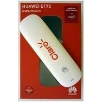 Modem 3g Huawei E173 Desbloqueado Vivo Tim Claro Oi Anatel