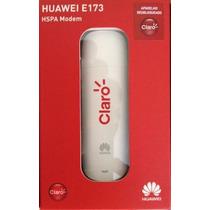 Modem Huawei E173 3g Original Desbloqueado Pronta Entrega
