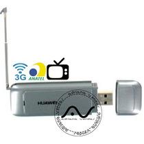 Modem 3g 3g+ Desbloqueado Huawei E192 Com Tv Digital