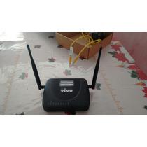 Novo Modem Roteador Vivo Internet Arcaduan