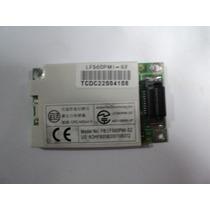 Mini Modem Notebook Asus L1400 Itautec Philco L1 Lf560pmi-s2