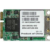 Placa Rede Pci Wi-fi Dell Acer Aspire 3100 Bcm94311mcg
