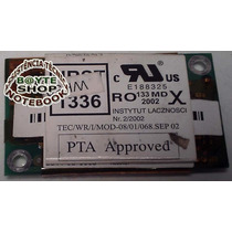Placa Modem Notebook Toshiba Satellite A75
