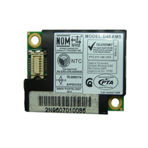Placa Modem Mini Pci Notebook Syntax Qbex Ms-1436 Series