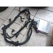 Modulo+chicote Do Corsa 90/94 16245239 Usado Bom Estado Ok