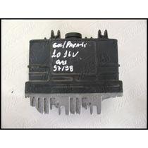 Modulo Injeção Vw Gol 1.0 16v Gas 97/98 Cod Iaw-1avs70bq