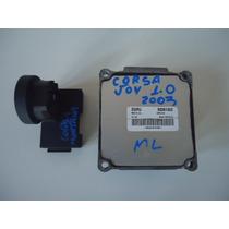 Modulo Injeçao Corsa 1.0 8v Gasolina 2003 - 93361352