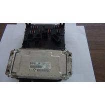 Modulo Injeção Kit Peugeot 206 1.6 16v 0261207665 Com Bsi