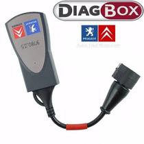 Scaner Citroen/pegeout Diagnostic Diagbox Evolution V7.76