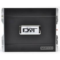 Amplificador Dat Pr-1000 (1x 1000w Rms)