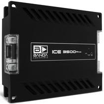 Novo Modulo Amplificador Banda Ice 3500 Wrms + Cabo Rca