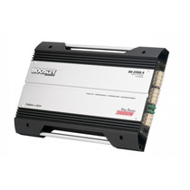 Módulo Amplificador Booster Ba-2200.4 3000w 4 Canais