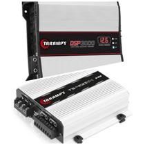 Modulo Taramps Dsp3000 Processador Digital + Ts400x4 400rms