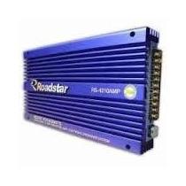 Amplificador Mosfet A 840w Rs-4210amp Roxo Roadstar