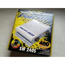 Módulo Amplificador Som Automotivo - Falcon Sw 240 S (480w)