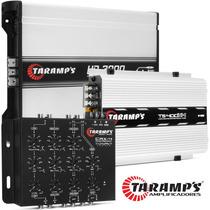 Kit Módulo Amplificador Taramp