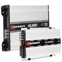 Modulo Amplificador Taramps Hd 1600 1600w + Ts 400x4 400w