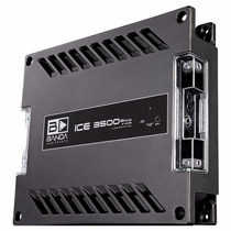 Módulo Banda Ice 3500w Rms Amplificador Digital 2 Ohms