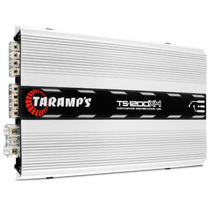 Amplificador Taramps Ts 1200 X4 Canais 1200rms Pronta Entreg