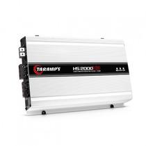 Modulo Taramps Hs2000 X3 2000 3 Ch Amplificador Frete Gratis