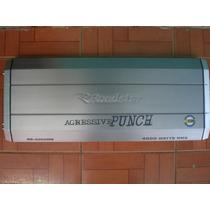 Modulo Amplificador Roadstar Agressive Rs4000mb - 4000w Rms