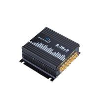 Módulo Amplificador De Potência Multilaser 70w 2 Canais
