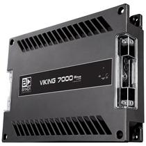 Módulo Amplificador Banda Viking 7000 2 Ohms 7000w Rms