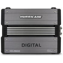 Módulo Hurricane Hd-2800 (2800w Rms) Digital Amplificador
