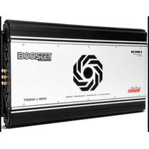 Módulo Booster Ba-2100.4 3000ws 4 Canais Mosfet 1500 Rms