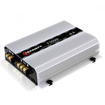 Amplificador Taramps T-500d (1x 599w Rms) / 2 Ohms Som Carro