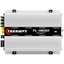 Potência Som Carro Módulo Taramps Tl-1500 3 Canais 390w Rms