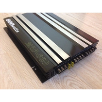Modulo Amplificador B52 Audio Race Map-880 Preto 800w
