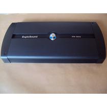 Módulo Amplificador Explosound 4 Canais Xm-360 1400w Rms -