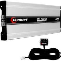 Modulo Amplificador Taramps Hd 8000 Hd8000 2 Ohms 8000w Rms