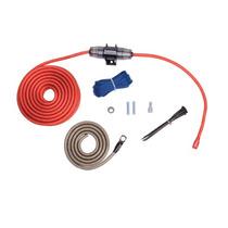 Kit Instalação Modulo Amplificador Fios Fosgate 10mm