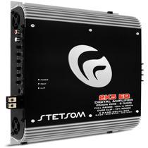 Módulo Amplificador Stetsom 2k5 Eq 3200w Rms 1/2 Ohms