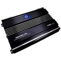 Amplificador 4 Canais On Audio On-pw4.150