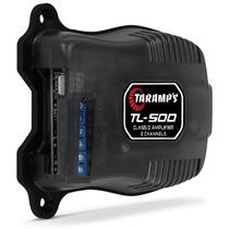 Módulo Amplificador Taramps Tl-500 2 Canais 2x50 Watts+frete