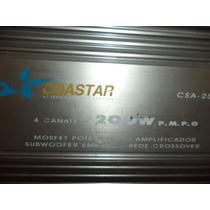 Modulo Automotivo Coa Star 1200 Watts