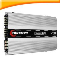 Módulo Potência Amplificador Taramps Ts800 X4 800w Rms Digit
