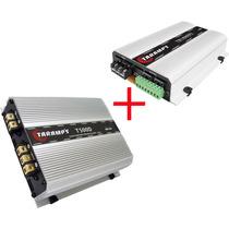 Combo Amplificadores Taramps T 500 + Ts 400 + Sedex Grátis