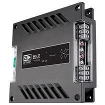 Modulo Amplificador Banda 6.4d 600w Rms 4 Canais 2 Ohms