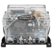 Módulo Amplificador Stetsom Vision Vs400.4 400w Rms 2 Ohms