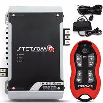 Modulo Stetsom 1k Eq 1000w Rms + Controle Sx2 + Frete Grátis